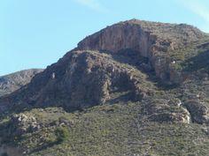 La Quebra en Benecid Alpujarra Almeria