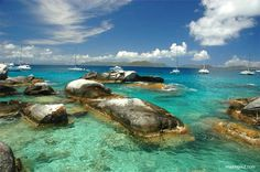 The Baths, Virgin Gorda Island, British Virgin Islands, West Indies Oh The Places You'll Go, Places To Travel, Places To Visit, Dream Vacations, Vacation Spots, The Baths Virgin Gorda, Southern Caribbean, Exotic Beaches, British Virgin Islands