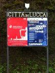 Manifesto locandina e programma di sala, spettacolo al Teatro Del Giglio - by Meschiassociati