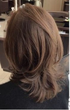 Pin on Cabelo Pin on Cabelo Cute Hairstyles For Medium Hair, Medium Hair Cuts, Long Hair Cuts, Medium Hair Styles, Long Hair Styles, Rachel Green Hair, Layerd Hair, Shot Hair Styles, Hair Arrange