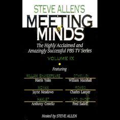Meeting of Minds, Volume IX - Steve Allen | News |317697224: Meeting of Minds, Volume IX - Steve Allen | News |317697224 #News