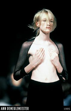 Ann Demeulemeester, Collections, History