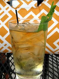 "The ""Mint Julep"" letter"