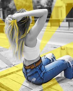 Más dibujitos por aquí @maccasala ☀️🔥💕 • #drawing #photo #interventedphoto #yellow #art #illustration #digitalart #digitalpainting Yellow Art, High Tops, High Top Sneakers, Digital Art, Drawings, Illustration, Shoes, Fashion, Illustrations