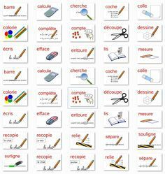 21 useful French words in the classroom French Language Lessons, French Language Learning, French Lessons, French Verbs, French Grammar, French Teaching Resources, Teaching French, Autism Education, French Worksheets