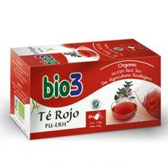 PU-ERH TE ROJO 100 BOLSITAS Entre otras muchas otras propiedades que se le atribuyen, activa la producción de encimas purificadoras y el metabolismo del hígado, acelerando la eliminación del alcohol.