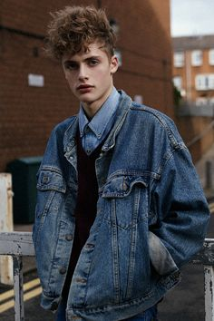 Thinking of getting a denim jacket like this... opinion ??