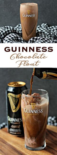 The Decadent Beauty of the Guinness Chocolate Float: Sugar buzz meets beer buzz.