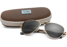 when one person buys a pair of TOMS glasses, one person receives the eye care that he or she needs from their charity. AWESOME!
