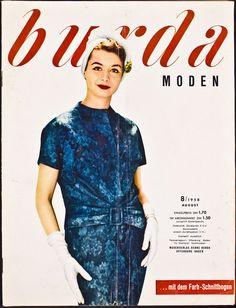 burda mode f r vollschlanke 60er 70er jahre mit 2 schnittbogen modezeitschrift burda mode. Black Bedroom Furniture Sets. Home Design Ideas