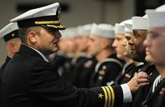 Commander and Sailors at Awards Ceremony | Flickr - Photo Sharing!