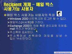 ex0301 Recipient 개체의 종류와 특징   1