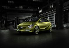 Mercedes Benz Eco-Friendly BlueZero Concept Car BlueZero is the latest addition of the eco-friendly series cars by world renowned Mercedes-Benz. The main inspiration came from the idea of creating a vehicle that is affordable and eco-conscious, and can offer a multitude of platforms for daily use.