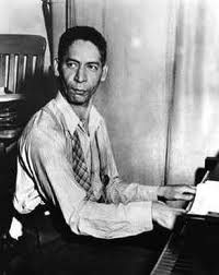American Ragtime and early Jazz Pianist Jelly Roll Morton