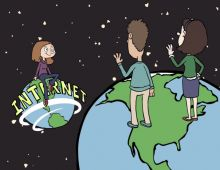 NetSafe Episode Stick with Your Real Friends! (Grades Planet Nutshell has an excellent range of internet safety videos for kids of all ages. This is one example. Computer Security, Computer Tips, Cyber Safety For Kids, School Computers, Internet Safety, Digital Citizenship, Real Friends, Bullying, Safety Videos