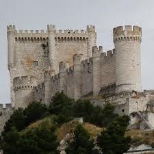Castillo de Peñafiel, Valladolid - España