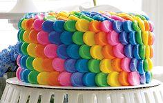 Trend Alert: Designer Buttercream Frosted Cakes!
