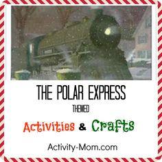 Polar Express Themed Activities and Crafts