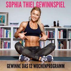 Sophia Thiel Gewinnspiel