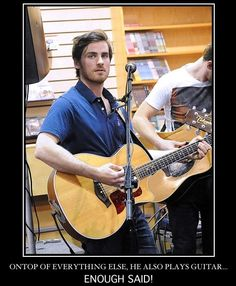 I do love Colin! (AND HE CAN SING! *quietly squeals*)<<< **squeals grow louder until it becomes screeching***