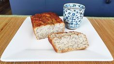 This sweet, delicious pear and ginger loaf is completely guilt-free and ridiculously easy to make. Perfect for a healthy breakfast or sweet treat.