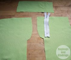 ragbags and gladrags - Made by the Sea: Sewing Fly Zippers in Trousers (pants)