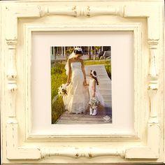 White Spindle Frame | OMG4Me.com