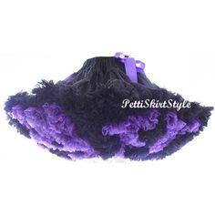 pettiskirt girls,teen teens pettiskirts adult,petti skirt ($70) ❤ liked on Polyvore featuring skirts, pettiskirt, purple and tutu