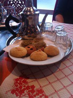 Thé à la menthe - Hammam Pacha Paris 6