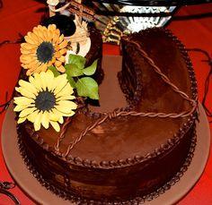 Custom Wedding Cakes by Chef Jocelyn