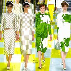Louis Vuitton - Spring 2013