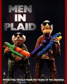 Men In Plaid!