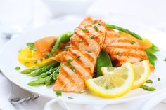 7 day shred meal plan salmon and asparagus