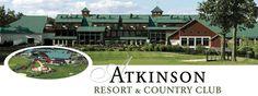 Restaurants, Golf, Banquet Halls, Wedding Receptions | Atkinson Resort & Country Club - Atkinson, New Hampshire (NH)