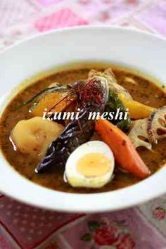 Soup Curry お家で簡単☆スープカレーの画像