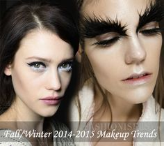 Fall/ Winter 2014-2015 Makeup Trends - Fashionisers