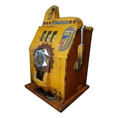 Mills Novelty Company Vintage Slot Machine 1937