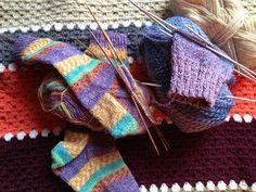 Socks and blankets!