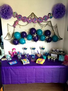 Awesome balloon decorations for baby shower - shower . Awesome Balloon Decorations for Baby Shower – – Little Mermaid Baby, Little Mermaid Parties, Mermaid Theme Birthday, Little Mermaid Birthday, Mermaid Party Decorations, Balloon Decorations, Balloon Ideas, Mermaid Baby Showers, Shower Baby