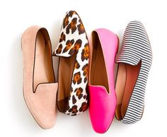 Nice J.Crew Flats. Stop embarrassing odors with Keep your shoes fresh with http://www.amazon.com/Deodorant-Peppermint-WhooHoo-Clean-Professionals-Customers/dp/B00HZ48T7A/ref=sr_1_42?ie=UTF8&qid=1442000280&sr=8-42&keywords=shoe+deodorizer.