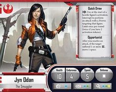 Jyn Odan (Hero) - Imperial Assault Wikia - Wikia