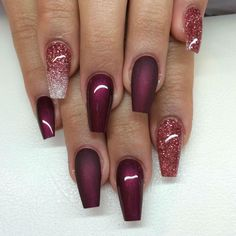black-cherry-nail-art-trend-idea-design-diy-creative-stiletto