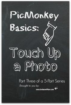 PicMonkey Basics: To