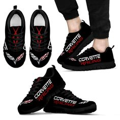 15 Best Corvette Shoe Collection images | Shoe collection