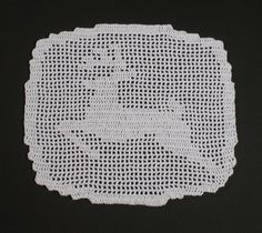 """Made by Nathan Vincent who says: """"My work explores gender permissions and the challenges that arise from straying from the prescribed norms. It questions the qualities of gender by considerin… Doilies Crafts, Couture, Crochet Granny, Craft Gifts, Textile Art, Fiber Art, Needlework, Diy And Crafts, Cross Stitch"""
