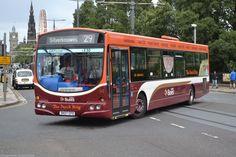 Bus Coach, Busses, Coaches, Long Distance, Edinburgh, Transportation, Models, City, Templates