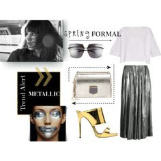 Spring Formal:METALLIC...