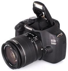 La Canon EOS 1200D offre decenti migliorie rispetto la Canon EOS 1100D, con un sensore da 18 megapixel APS-C, una migliore impugnatura in gomma, un corpo fotocamera più robusto al tatto, una finitura migliore rispetto alla sensazione della 1100D di un corpo in plastica e dal budget ristretto.