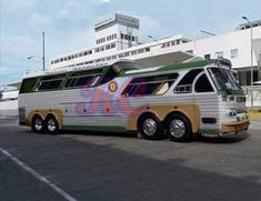 Bus Motorhome, Bus Camper, Rv Campers, Bus Coach, Busses, Coaches, Recreational Vehicles, Transportation, Mexico
