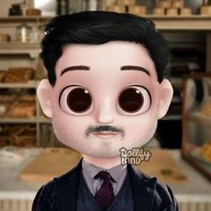 No photo description available. Cartoon Guy, Animated Man, Fantastic Beasts And Where, Mickey Mouse, Disney Characters, Fictional Characters, Halloween Face Makeup, Character Design, Handsome